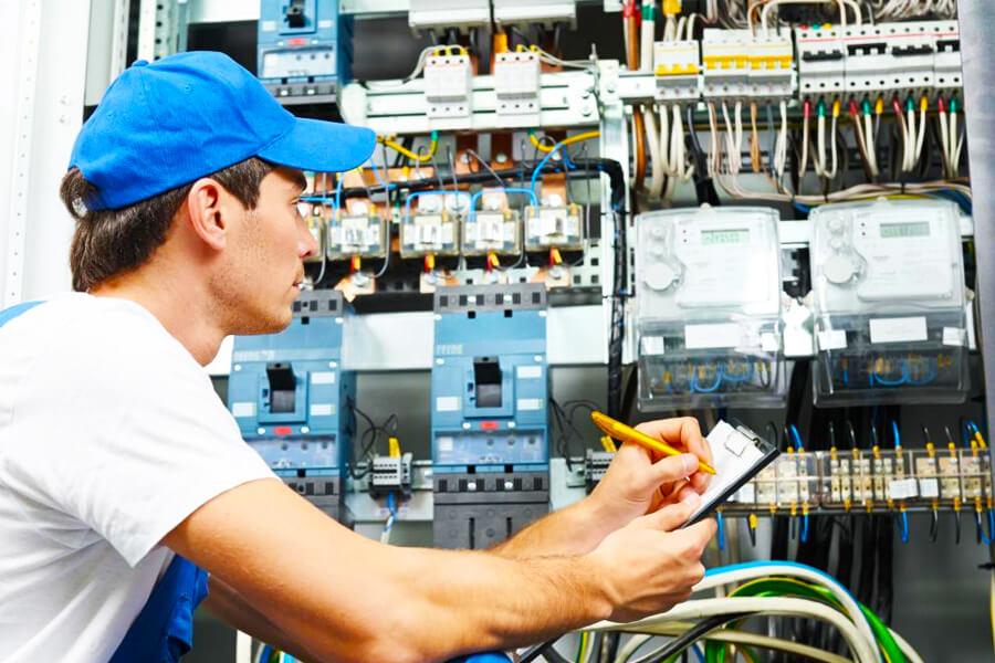 Электроснабжение обслуживание